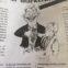 LaxansLektüre zum Dritten: Der Marktführer (Zeichnung: Andreas Rybak)