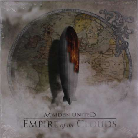 Maiden uniteD - Empire of the Clouds (Iron Maiden)