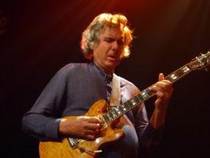 John Etheridge (Soft Machine), Bonn, Harmonie 12/18 (Klaus Reckert, BetreutesProggen)
