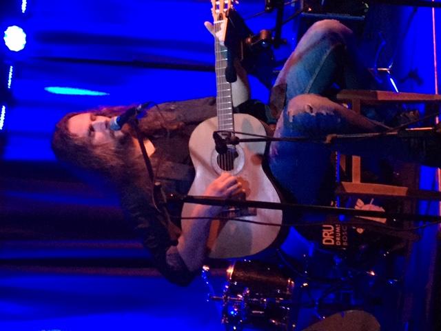 Kris Gildenlöw live, unplugged, Breda, Café Bel Air
